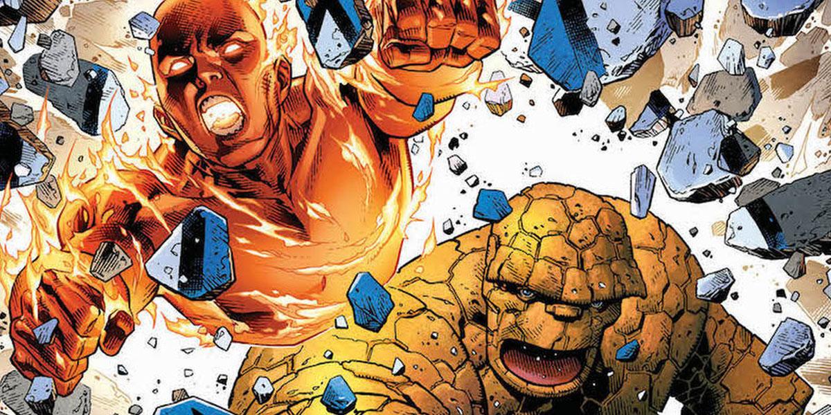 Quarteto Fantástico pode estar retornando em Marvel Two in One