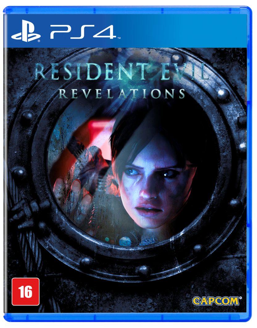 Revelations 1 e 2 chegam ao Nintendo Switch em novembro — Resident Evil