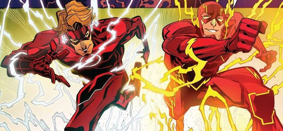 DC anuncia: Flash War