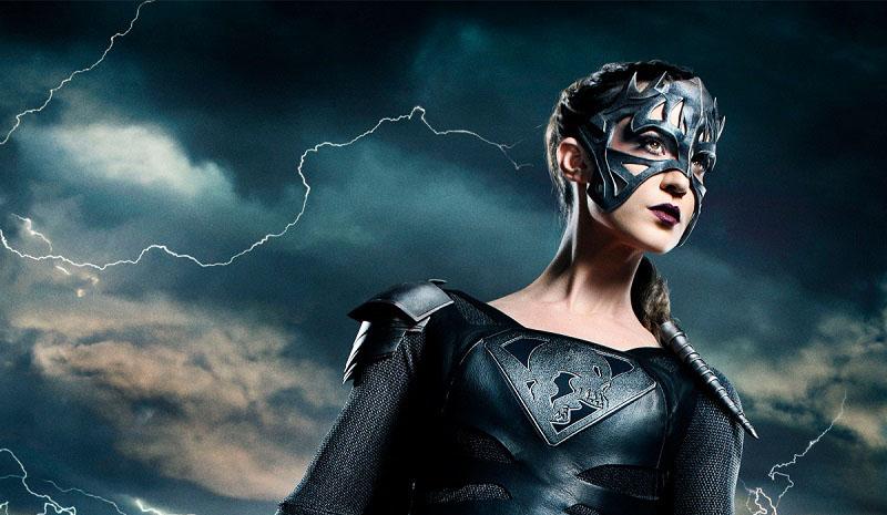Supergirl -- Image SPG03_Reign_0001 -- Pictured: Odette Annable as Samantha/Reign  -- Photo: Brendan Meadows/The CW -- © 2017 The CW Network, LLC. All Rights Reserved