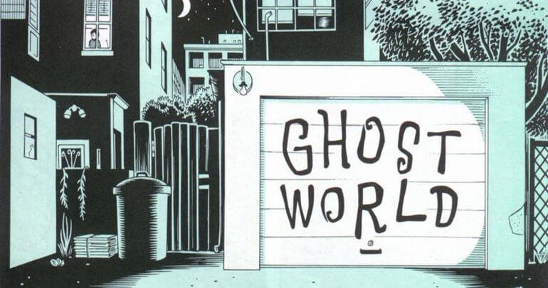 Edição de 20 anos de Ghost World