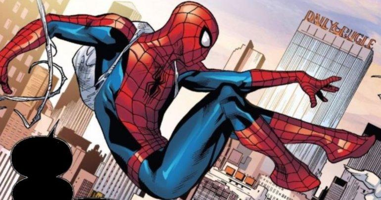 Peter Parker novo emprego