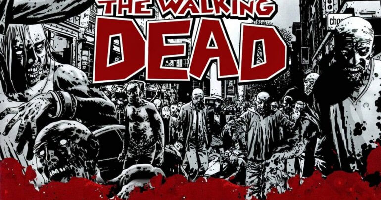 Editora Panini The Walking Dead