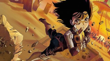 Chegou o volume 2 de Battle Angel Alita