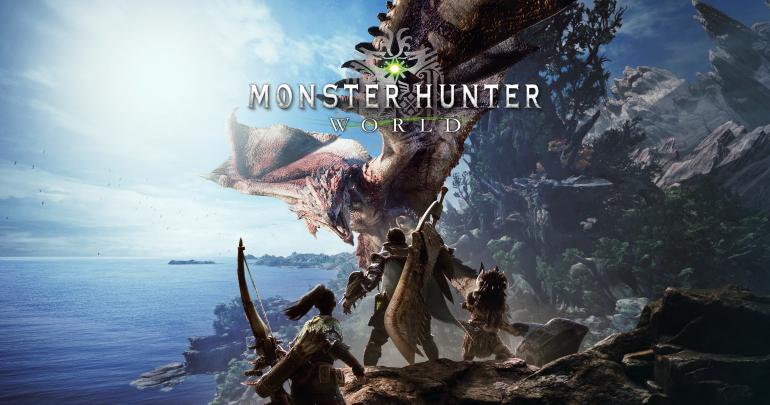 [Top 10] - Melhores Jogos de Destaque da Fase Inicial de 2018 Monsterhunworld-770x405