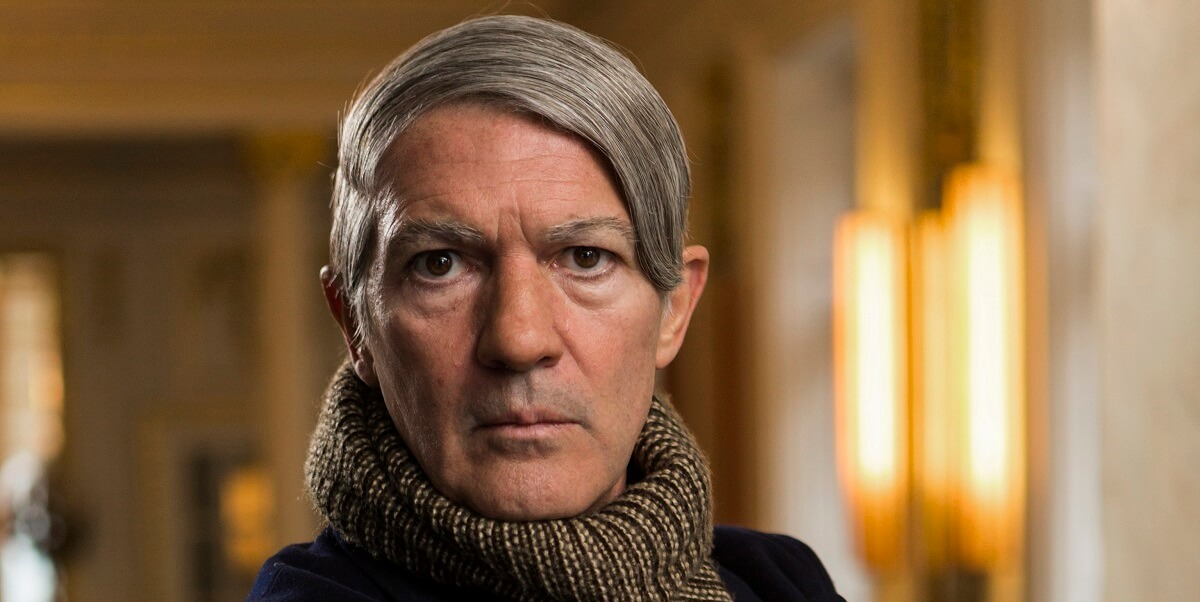 Budapest, Hungary - Antonio Banderas plays Pablo Picasso in Season 2 of National Geographic's Emmy-nominated series Genius (National Geographic/Dusan Martincek)