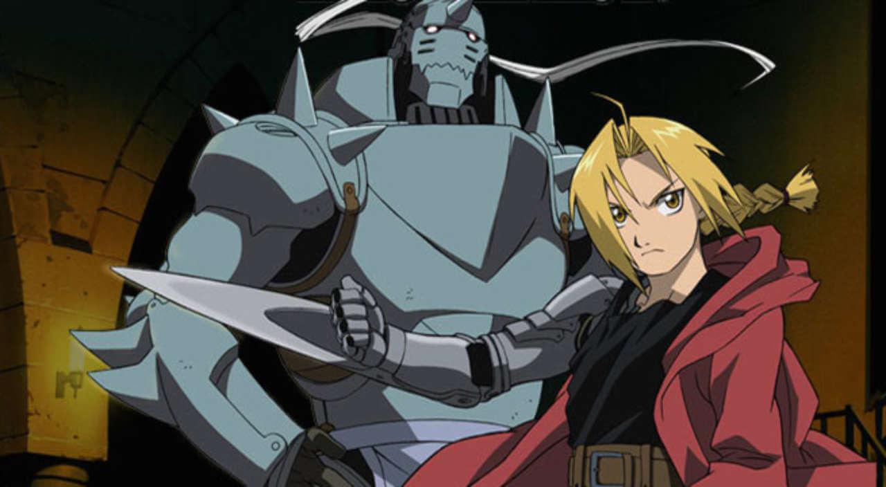 Fullmetal Alchemist e Fullmetal Alchemist: Brotherhood ...
