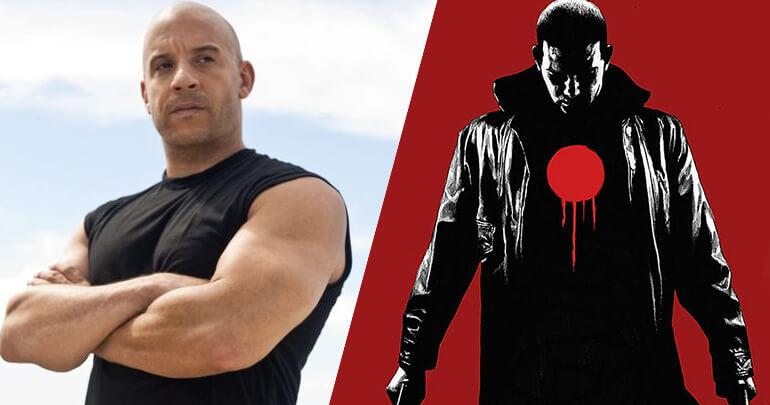 Resultado de imagem para Vin Diesel vai estrelar adaptação de HQ Bloodshot para os cinemas