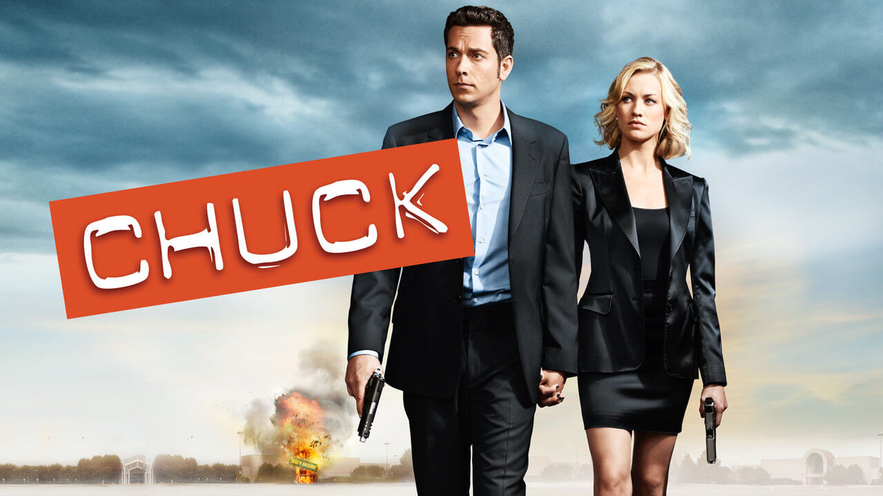 Por onde anda o elenco da série Chuck?