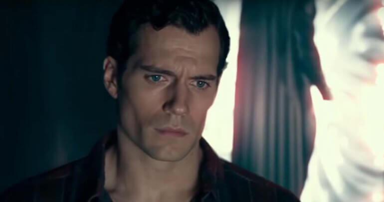 Cena deletada de Liga da Justiça revela uniforme preto do Superman 8f33a439b6