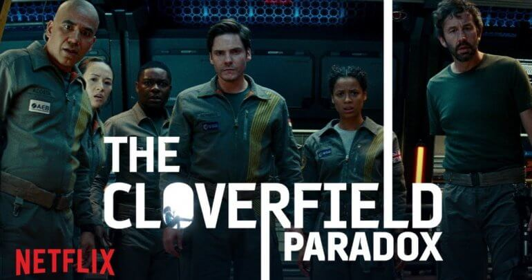 The Cloverfield Paradox - Netflix