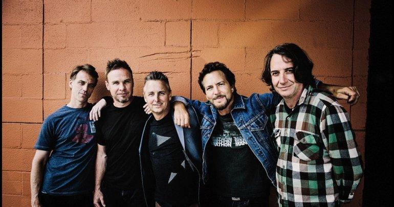 Resultado de imagem para Pearl Jam 2018