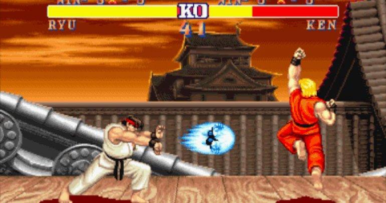 [7 Animes Indispensáveis] - Video Games - Era Clássica Poltrona-street-fighter-II-770x405