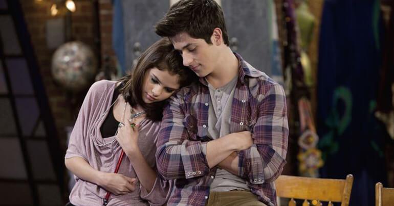 Selena Gomez e David Henrie
