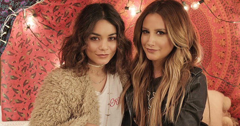 Ashley Tisdale e Vanessa Hudgens