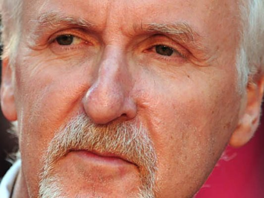 US director James Cameron arrives at the