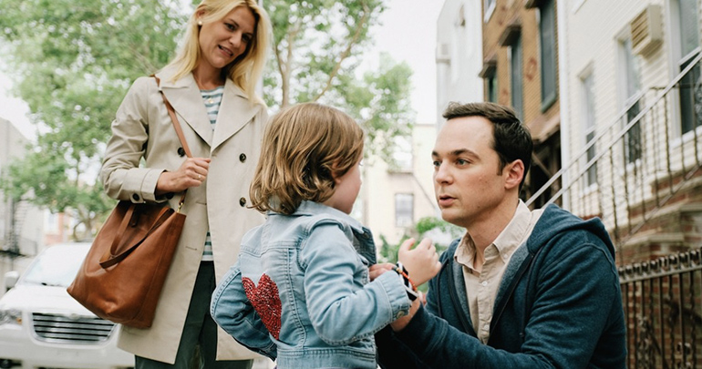 A Kid Like Jake com Claire Danes e Jim Parsons