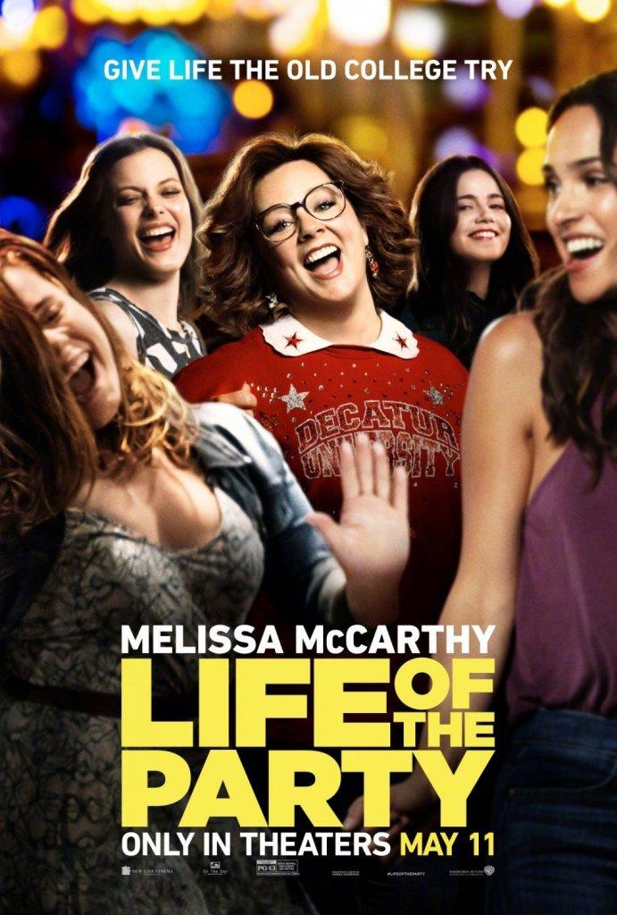 Alma da Festa com Melissa McCarthy
