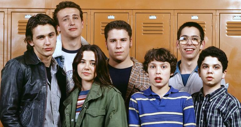 Freaks and Geeks da NBC