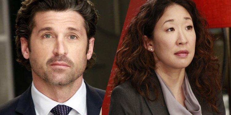 Personagens que amamos de Grey's Anatomy