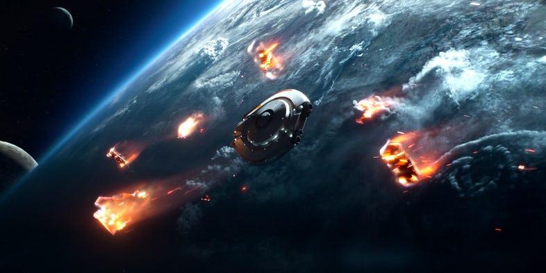 Conheça os personagens de Perdidos no Espaço