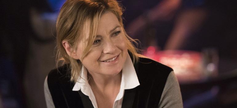 Meredith Grey em Grey's Anatomy