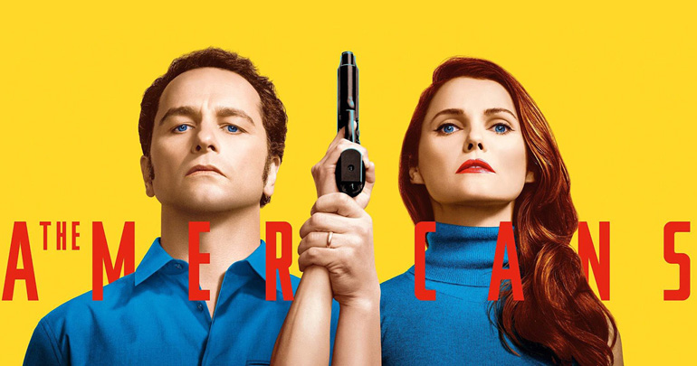 The Americans do canal FX