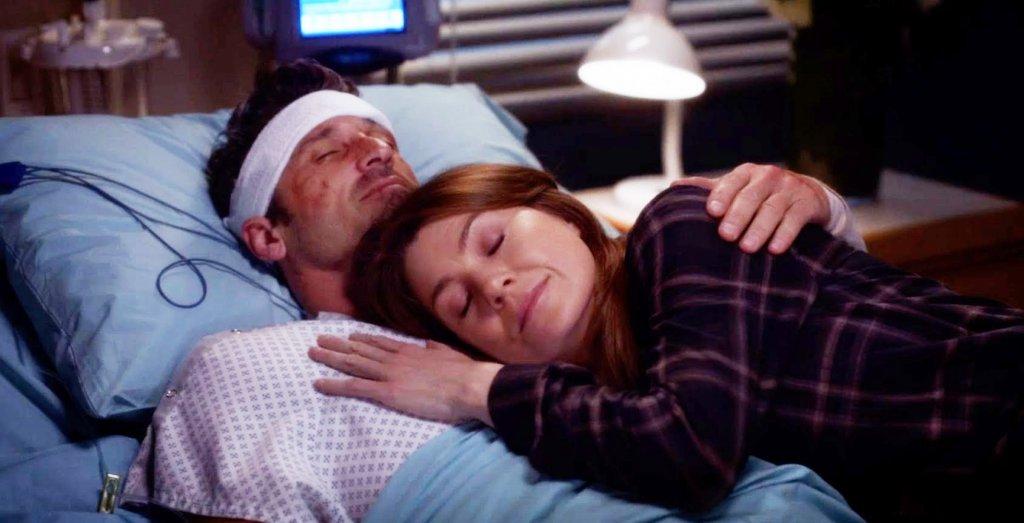 A morte de Derek em Grey's Anatomy