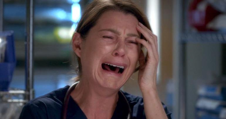 Cenas tristes em Grey's Anatomy