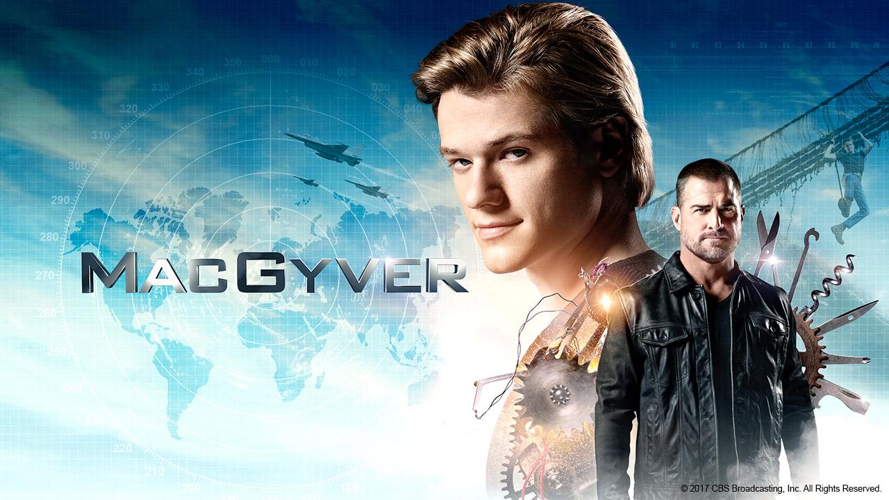 MacGyver cancelada