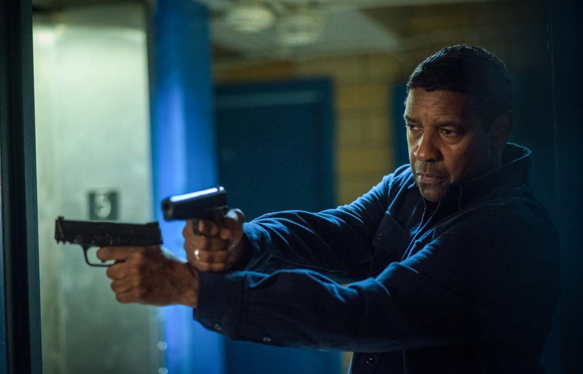 Denzel Washington stars as Robert McCall in Columbia Pictures' EQUALIZER 2.