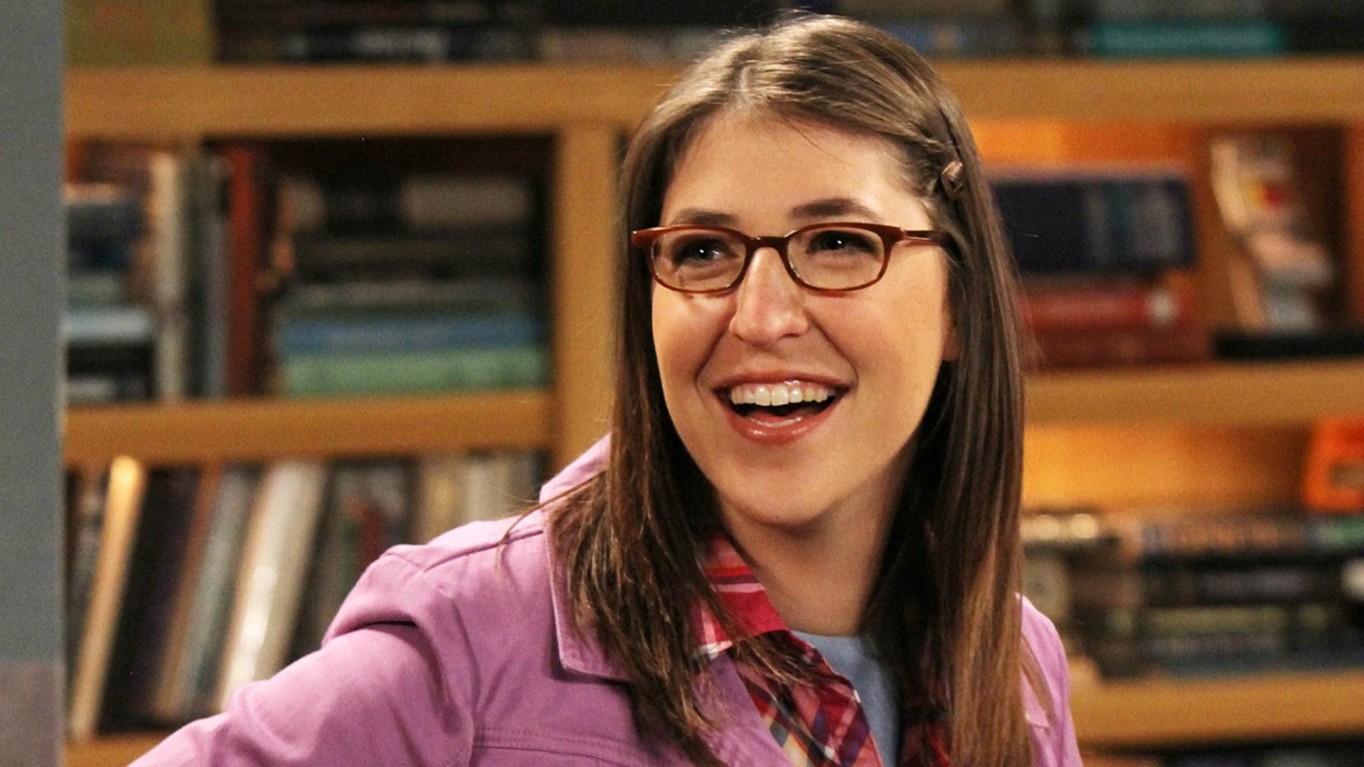 Amy Farrah Fowler em The Big Bang Theory