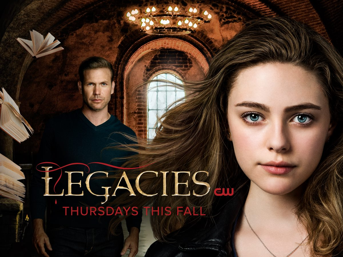 Legacies Serie Derivada De The Vampire Diaries Ganha Imagem Promocional