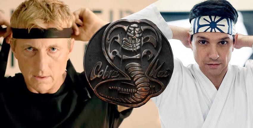 Cobra Kai Rivalidade