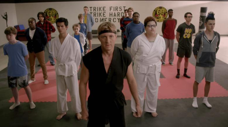 Cobra Kai chega na Netflix