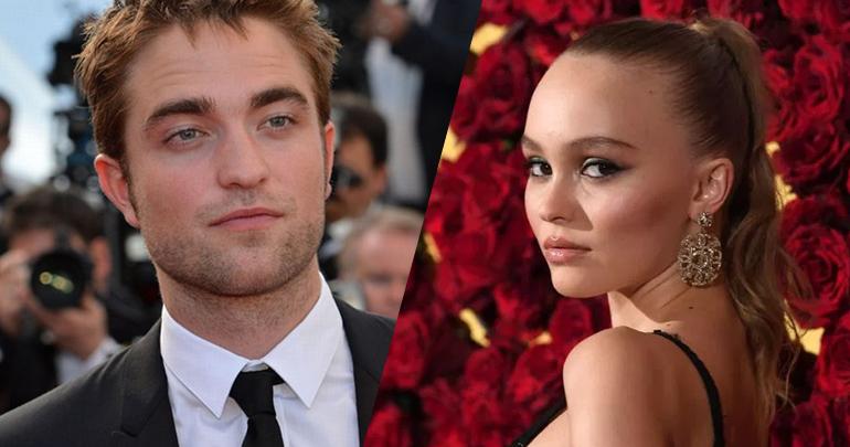 The King   Robert Pattinson e Lily-Rose Depp