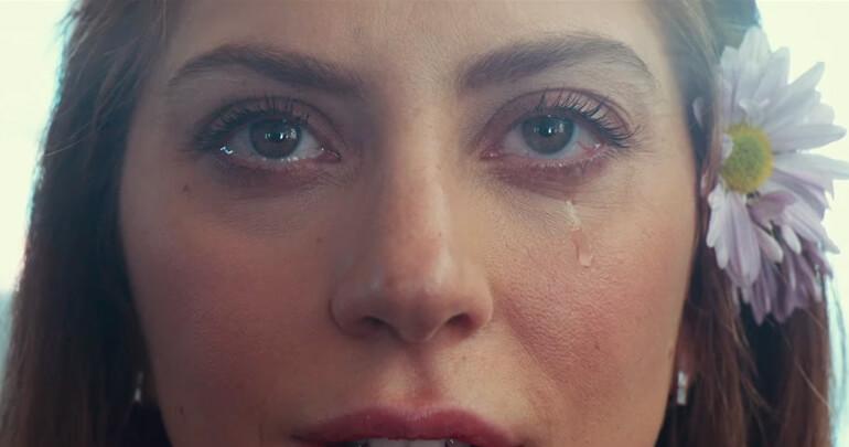 Nasce Uma Estrela Bradley Cooper e Lady Gaga