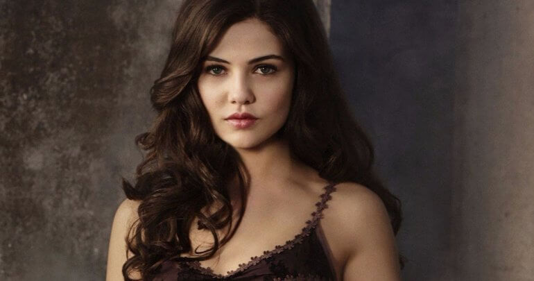 Danielle Campbell, de The Originals