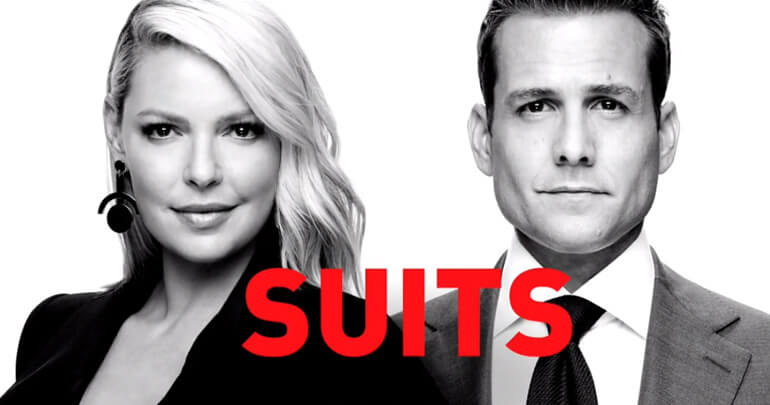 Suits com Katherine Heigl