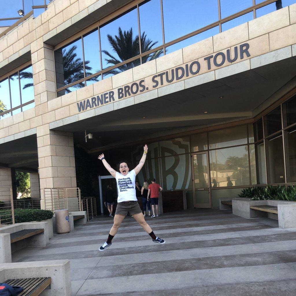 Warner Bros. Studios Hollywood