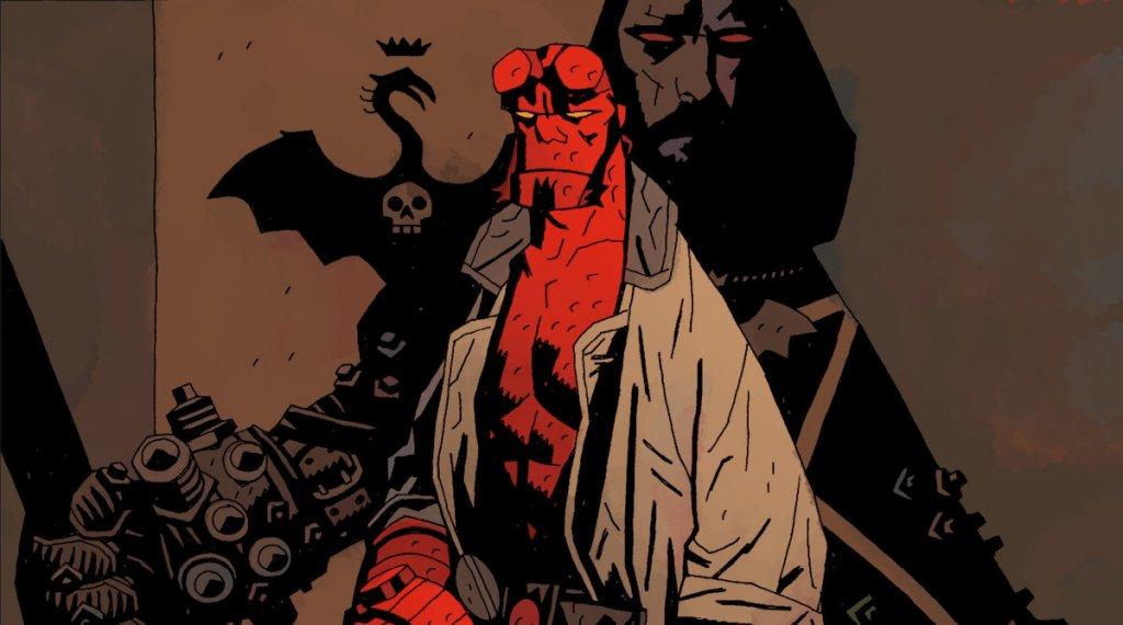 Hellboy - Sementes Da Destruição - Edição Histórica - Volume 01 (Português) Capa dura – 10 abr 2020
