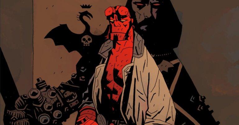 Hellboy Sementes da Destruição