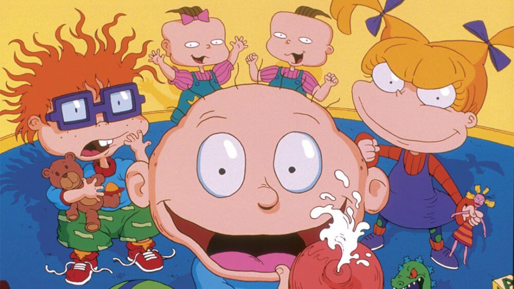 RUGRATS Photo: Nickelodeon ©2015 Viacom, International, Inc.  All Rights Reserved.