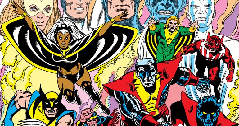 X-Men Segunda Gênese