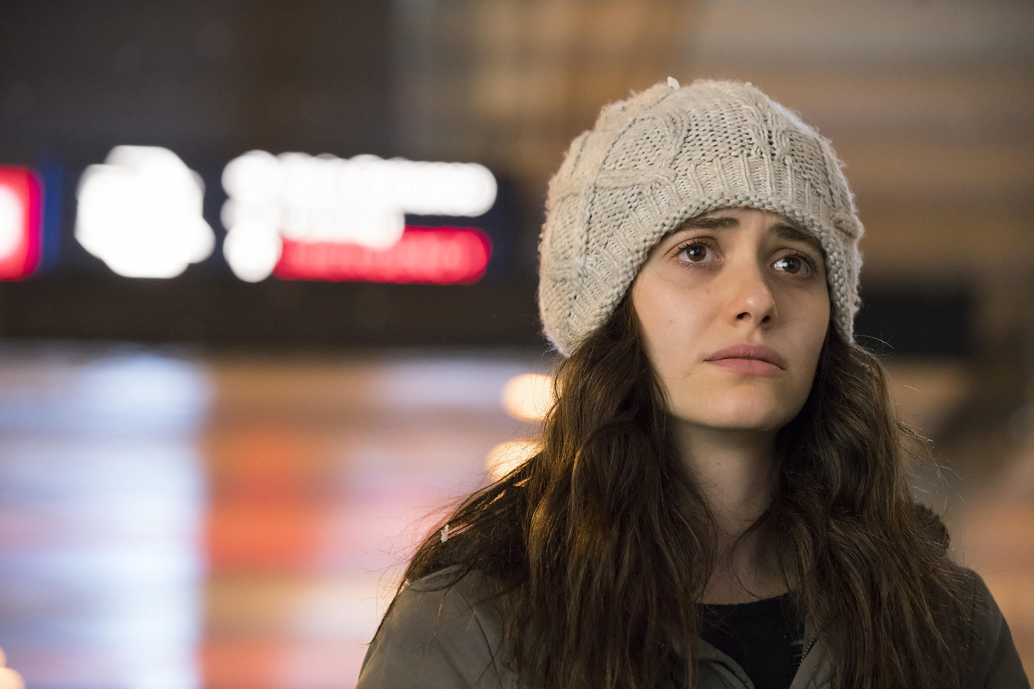 Emmy Rossum as Fiona Gallagher in Shameless (Season 7, episode 12) - Photo: Chuck Hodes/SHOWTIME - Photo ID: shameless_712_c0584