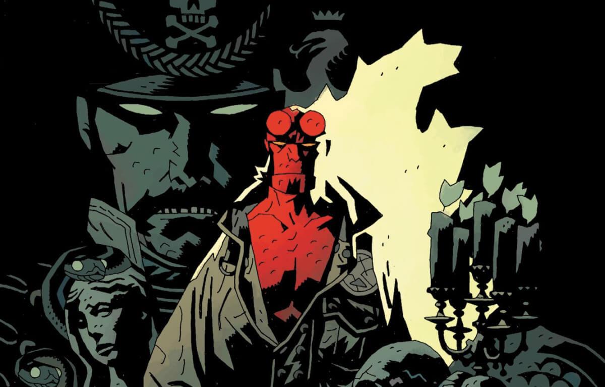 Hellboy Despertar do Demônio