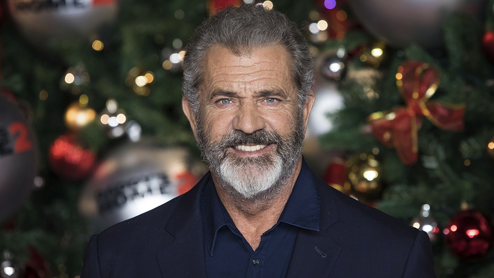 Mandatory Credit: Photo by Invision/AP/REX/Shutterstock (9226090aq) Actor Mel Gibson Britain Daddy's Home 2 Premiere - 16 Nov 2017