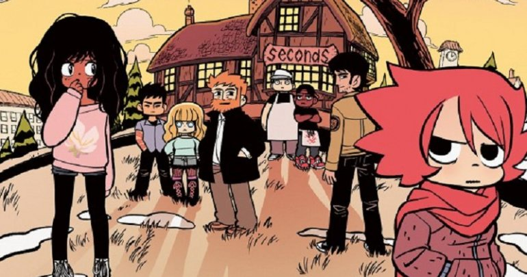 Repeteco, de Bryan Lee O'Malley
