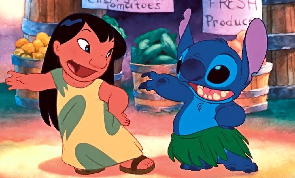 Filme do Lilo e Stitch