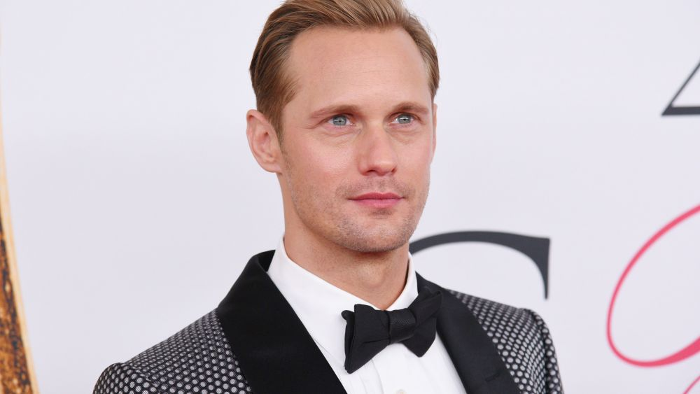 Mandatory Credit: Photo by Erik Pendzich/REX/Shutterstock (5717415ab) Alexander Skarsgard 2016 CFDA Fashion Awards, Arrivals, New York, America - 06 Jun 2016